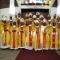 MESSE D'OUVERTURE DE LA 111ème ASSEMBLEE PLENIERE  DE LA CONFERENCE DES EVEQUES CATHOLIQUES  DE COTE D'IVOIRE