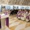Messe à Sainte-Marthe: dans les moments de désert, toujours regarder le crucifix