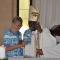HOMELIE DU CARDINAL JEAN PIERRE KUTWÃ ARCHEVEQUE D'ABIDJAN A L'OCCASION DE LA CLOTURE DU JUBILE D'OR DES XAVIERES EN COTE D'IVOIRE ET EN AFRIQUE Eph.1, 2-10/ Lc.1, 39-56